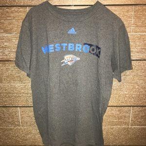 Men's Adidas Thunder Westbrook Shirt